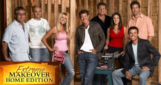Extreme Makeover Home Edition, ABC