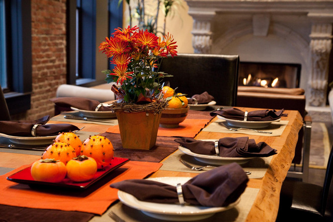 Staging Your Home in Fall