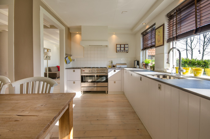 10 Steps To An Orderly Kitchen
