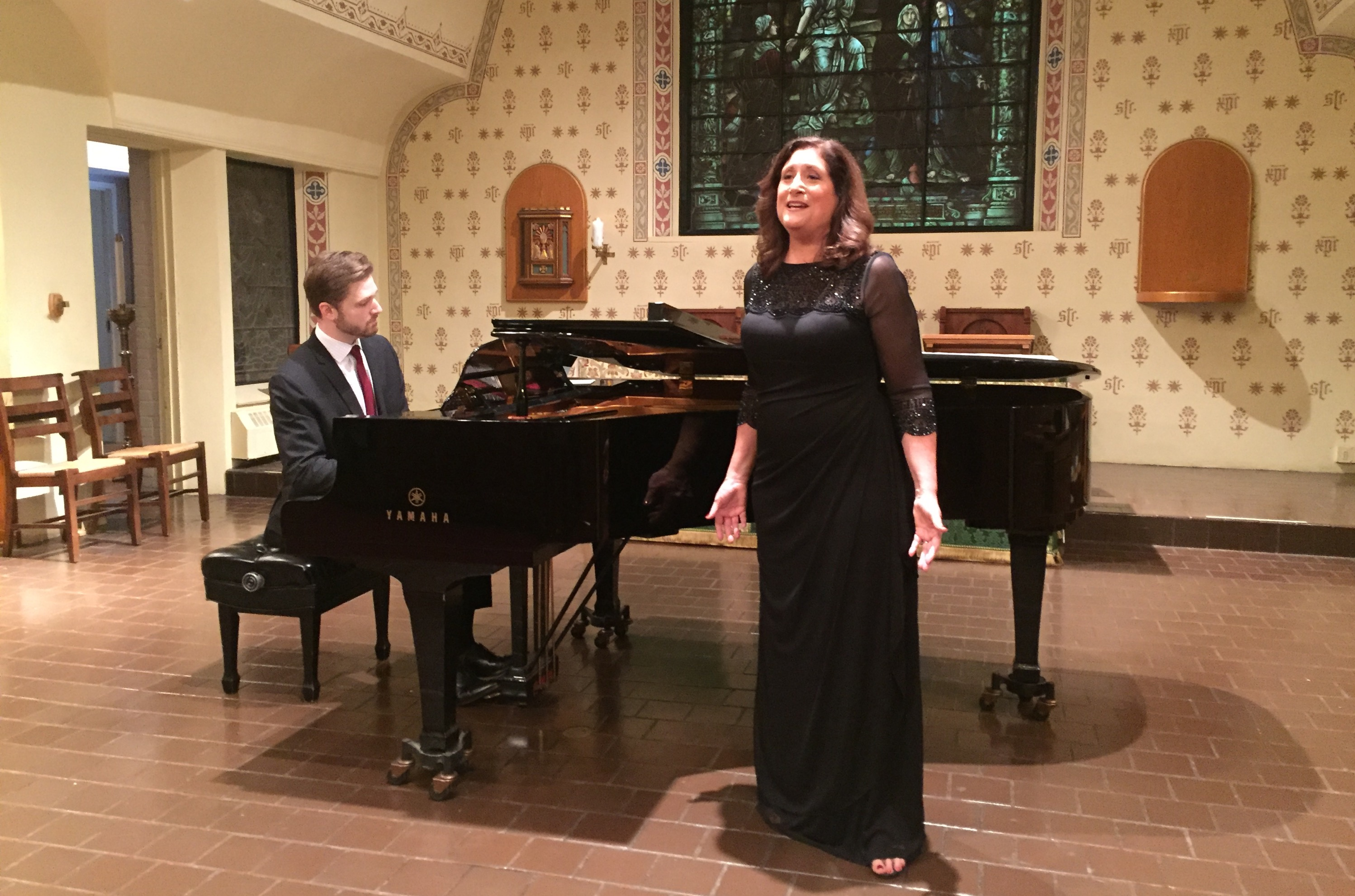 Giammanco & Funderburk in Concert