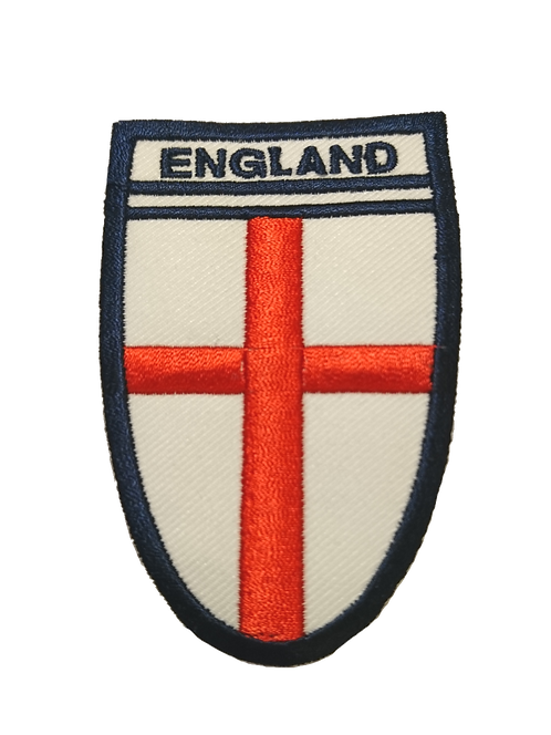 England St George Shield Patch