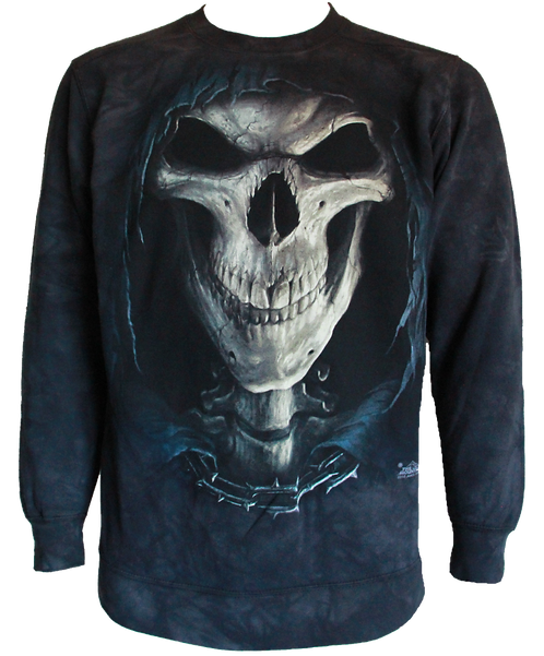 Big Face Death Sweatshirt