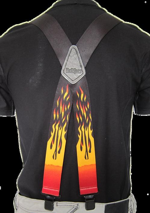 Burning Flames Braces