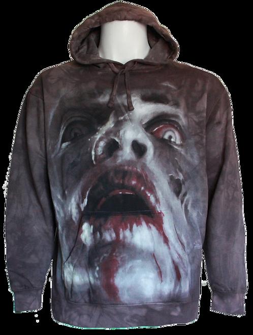 Zombie Face Hoody