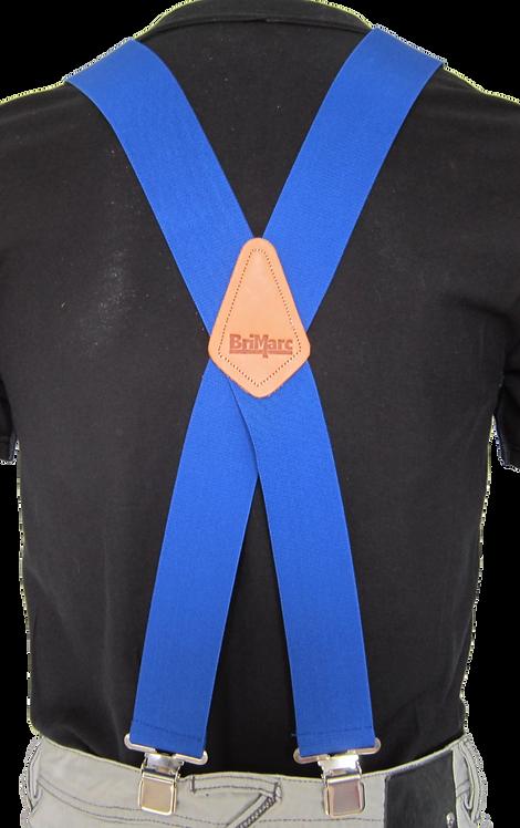 Royal Blue Braces