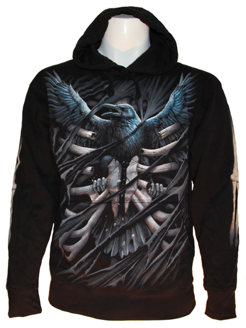 Raven Cage Hoody