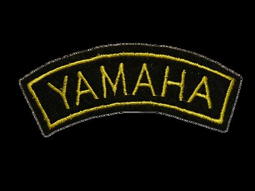 Yamaha Biker Shoulder Patch