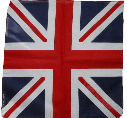Union Jack Flag Bandanna