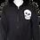 Thumbnail: Big Skull Zip Hoody