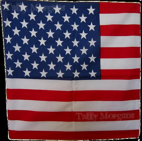 Stars n Stripes Flag Bandanna