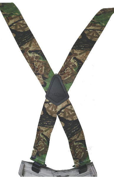 Leaf Image Camo Braces