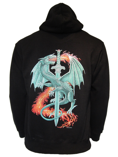 Dragon Sword Hoody
