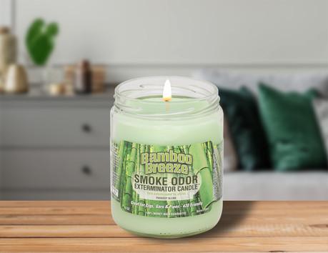 Bamboo Breeze 13oz Jar Candle