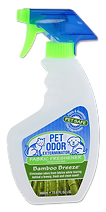 bamboo breeze fabric freshener spray pet odor exterminator
