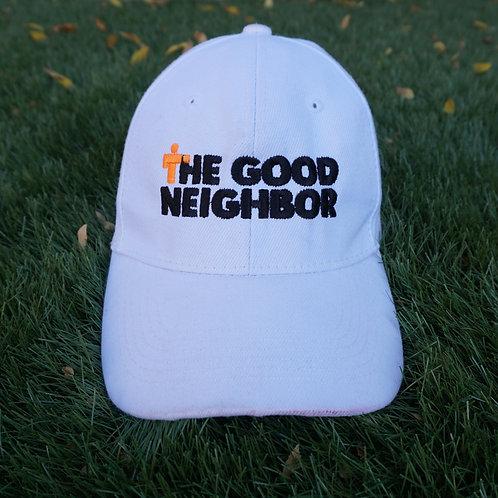 The Good Neighbor Hat (White)