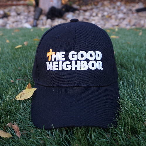 The Good Neighbor Hat (Black)