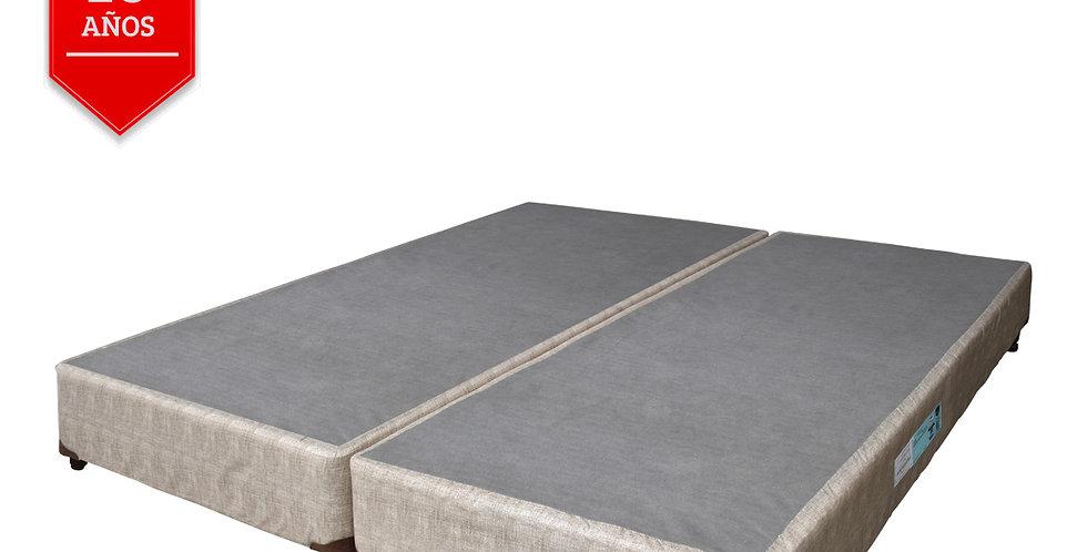Conjunto Box Beige Multiflex (King Size)