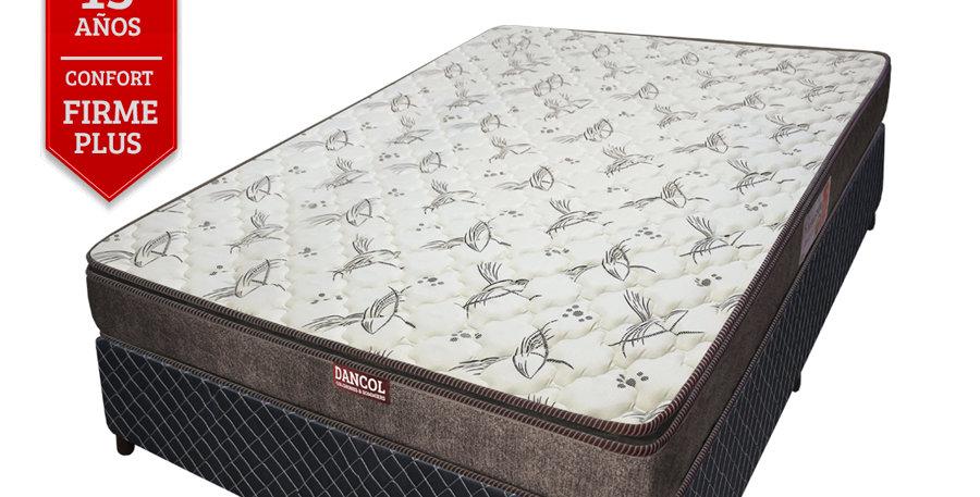 Conjunto Sommier Max Density 45 Pillow (2 plazas)