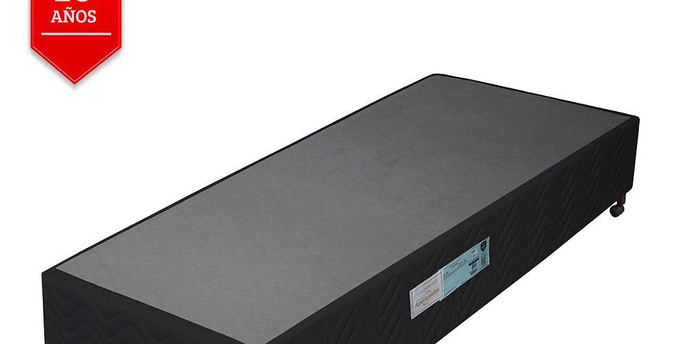 Box Negro Abrace (1 Plaza y 1/2)