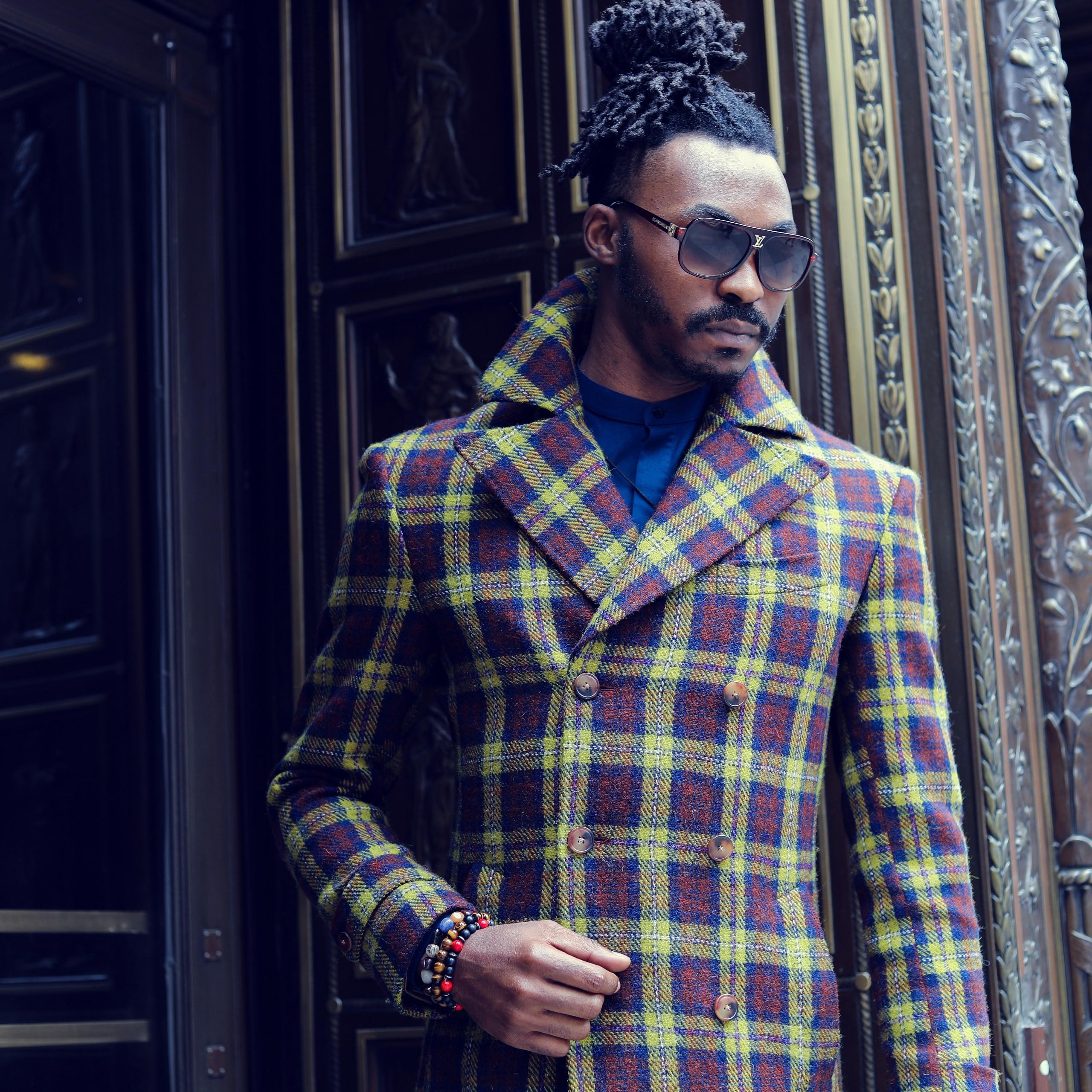 Custom Coat Fitting