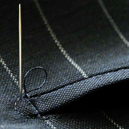 Craftsmanship in every thread.