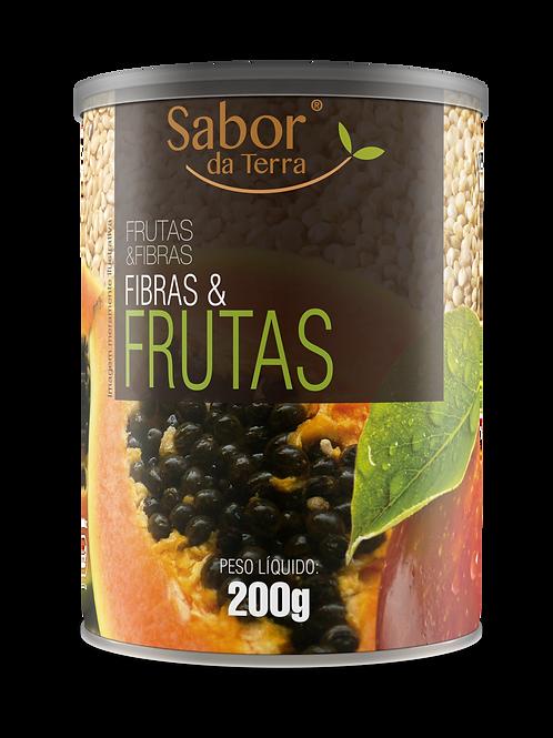 Fibras e Frutas