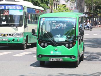TP HCM tiếp tục đề xuất mở buýt mini
