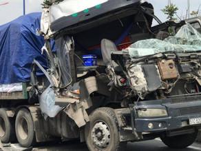 Liên tiếp tai nạn giao thông nghiêm trọng ở cửa ngõ thành phố Thủ Đức