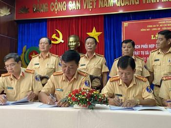 """TP.HCM """"bắt tay"""" 6 tỉnh đảm bảo trật tự an toàn giao thông vùng giáp ranh"""