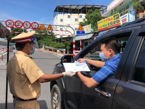 [KHẨN] Sở GTVT TP.HCM dừng cấp giấy nhận diện cho xe chở hàng