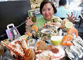 Marilyn Ranada Donato - The First Philippine Cooking in America.  My Food Beginnings