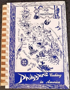 Philippine Cooking in America Cookbook, 7th revised edition (1995)