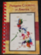 Philippine Cooking In America Cookbook, 8th revised edition 2012