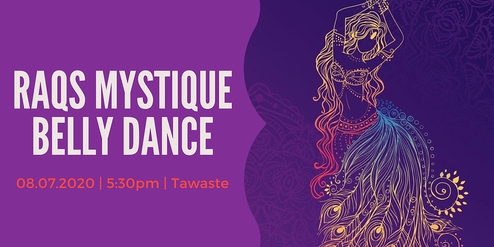 Belly Dance with RAQS MYSTIQUE
