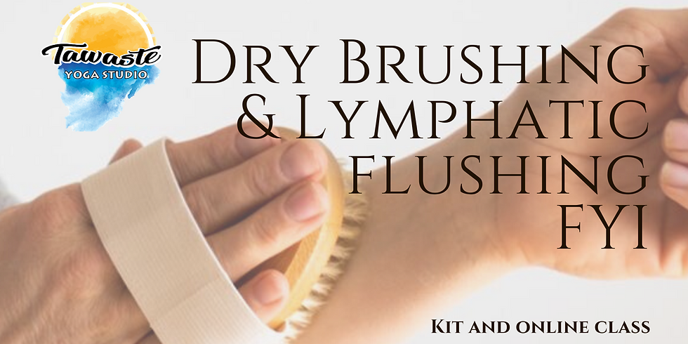 Dry Brushing DIY