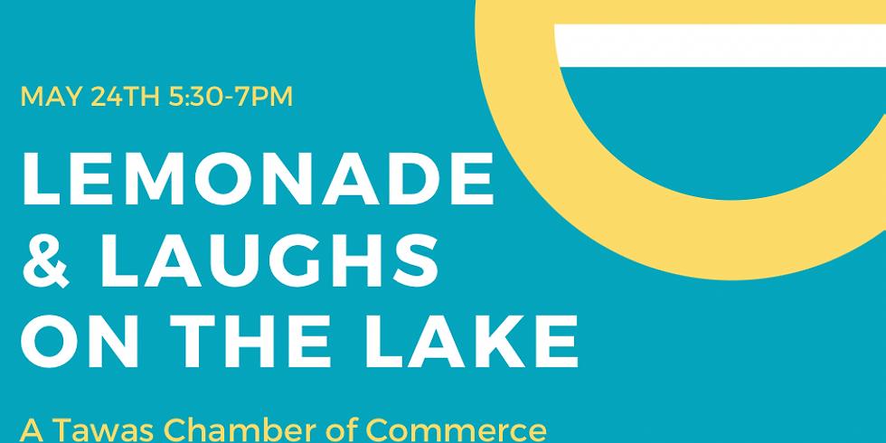Laughter Yoga & Lemonade on the Lake