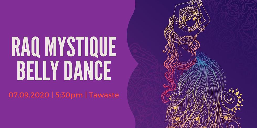 Belly Dance Workshop with RAQ MYSTIQUE