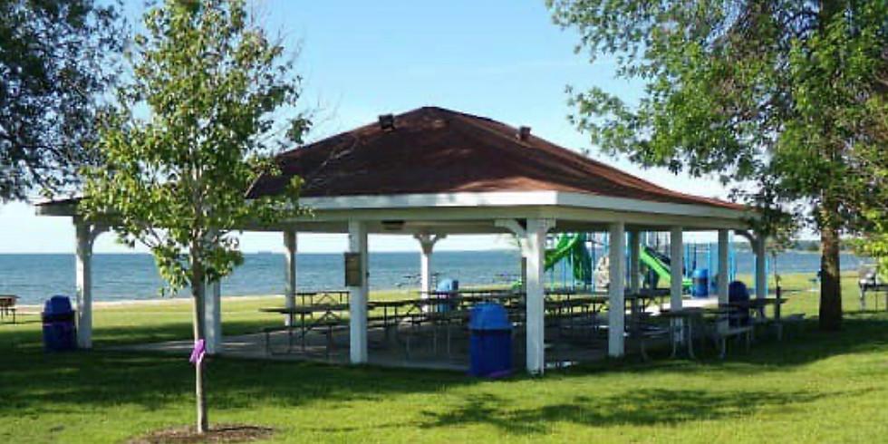 Stroller Barre FREE EVENT Shoreline Park