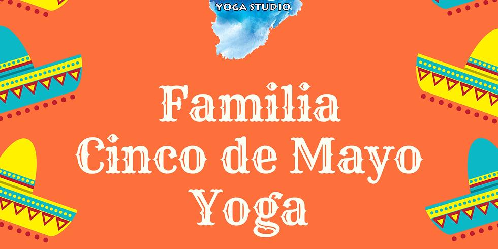 Cinco de Mayo Family Yoga