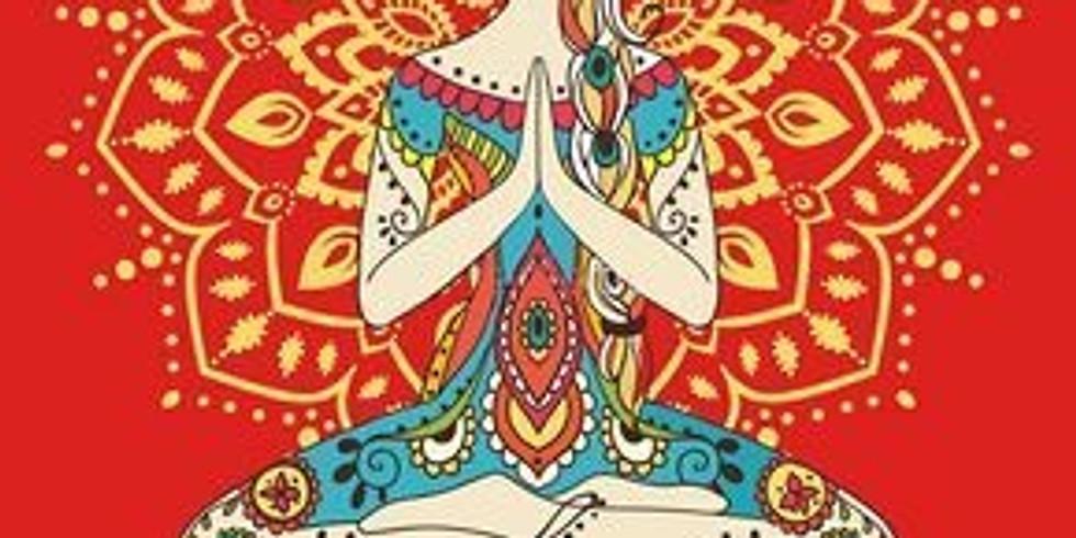 6pm Yoga for All w/Alaina