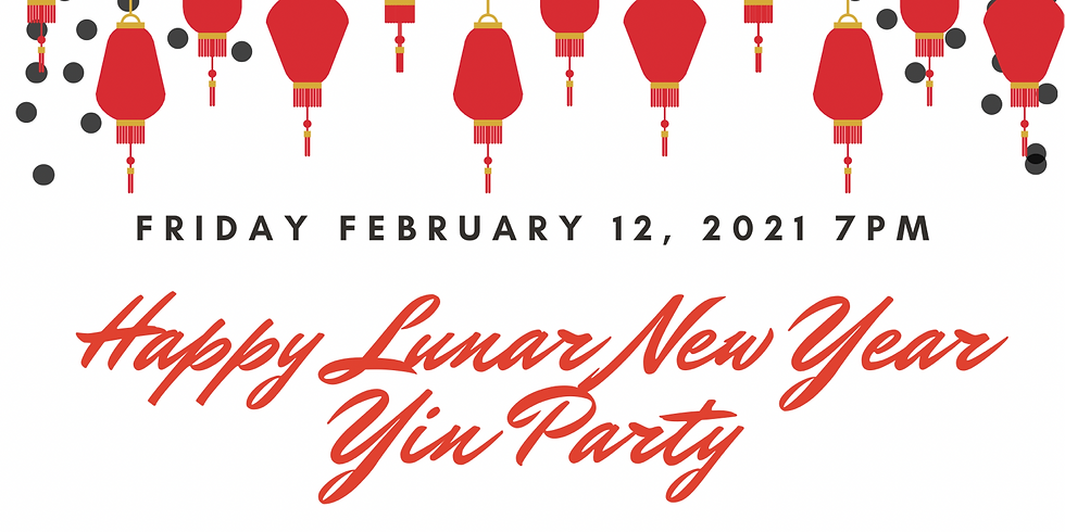 Lunar New Year Yin Party