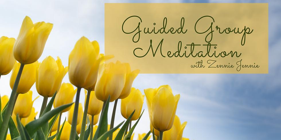 Meditation w Zennie Jennie