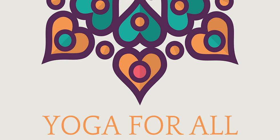 Saturday Yoga for All
