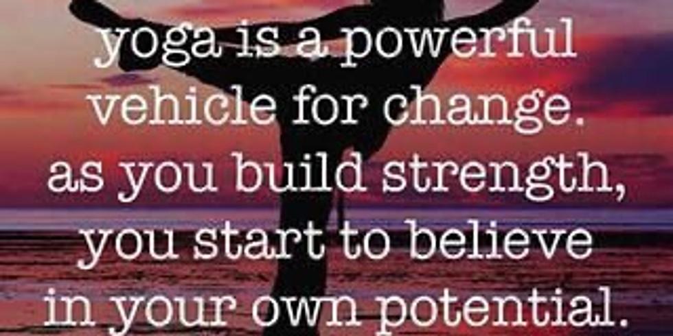 Yoga Power w Jenn Brown