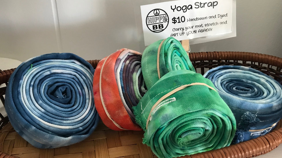 HippyBB Yoga Strap