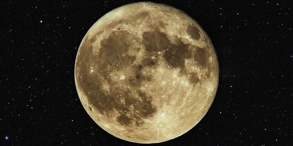 August Full Moon Yoga