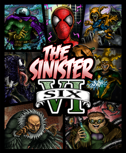 sinister six color