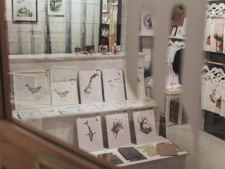 Mythical shop