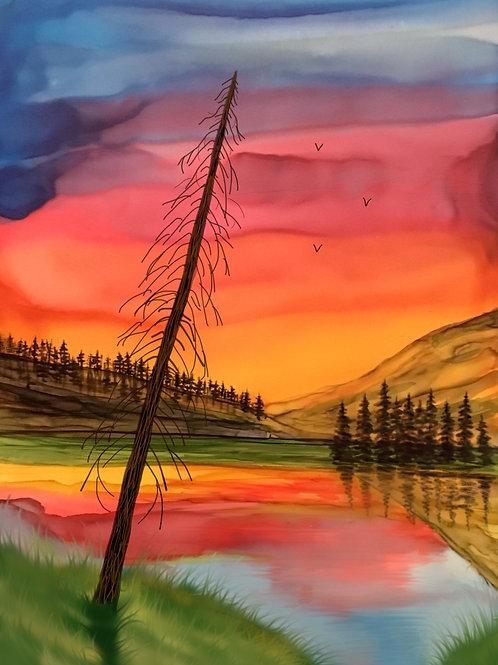 Grand Mesa Lakes
