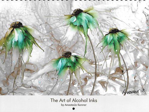 The Art of Alcohol Inks Calender